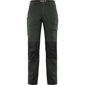 Fjällräven Vidda Pro Trousers Women dark grey-black
